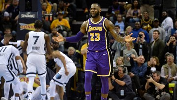 Are Clevelanders enjoying LeBron's struggles in L.A.? -- Bud Shaw's You Said It