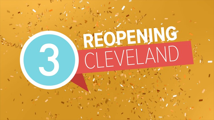 REOPENING CLEVELAND: NBC and 3News profile Northeast Ohio's reemergence from the Coronavirus pandemic