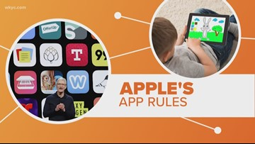Apple changing rules for apps aimed at kids