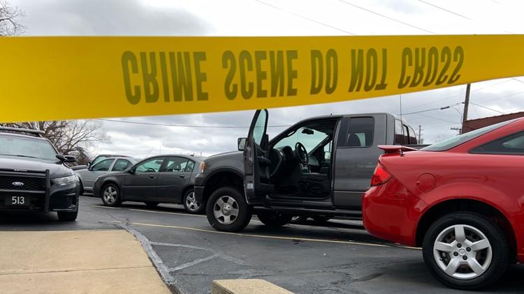 Eastlake police cruiser theft