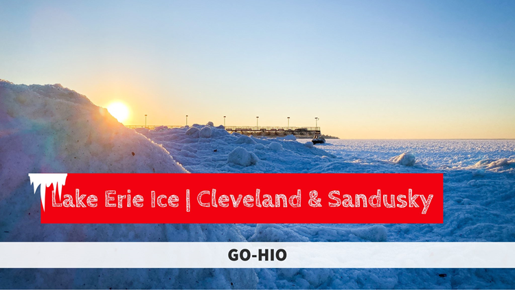 GO-HIO | Tracking the ice on Lake Erie