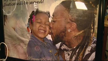 Aniya Day-Garrett's father files wrongful death lawsuit against Cuyahoga County, daycare officials