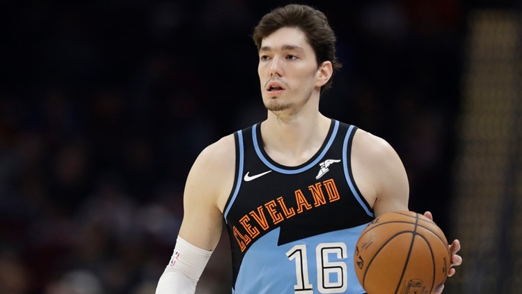 Cedi Osman will donate $100 to victims of earthquake in Turkey for every 3-pointer made during Saturday's Cleveland Cavaliers game