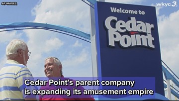 Cedar Point's parent company Cedar Fair buys iconic Schlitterbahn water parks