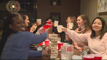 'They are my soulmates': Women celebrate their friendship for 'Galentine's Day'