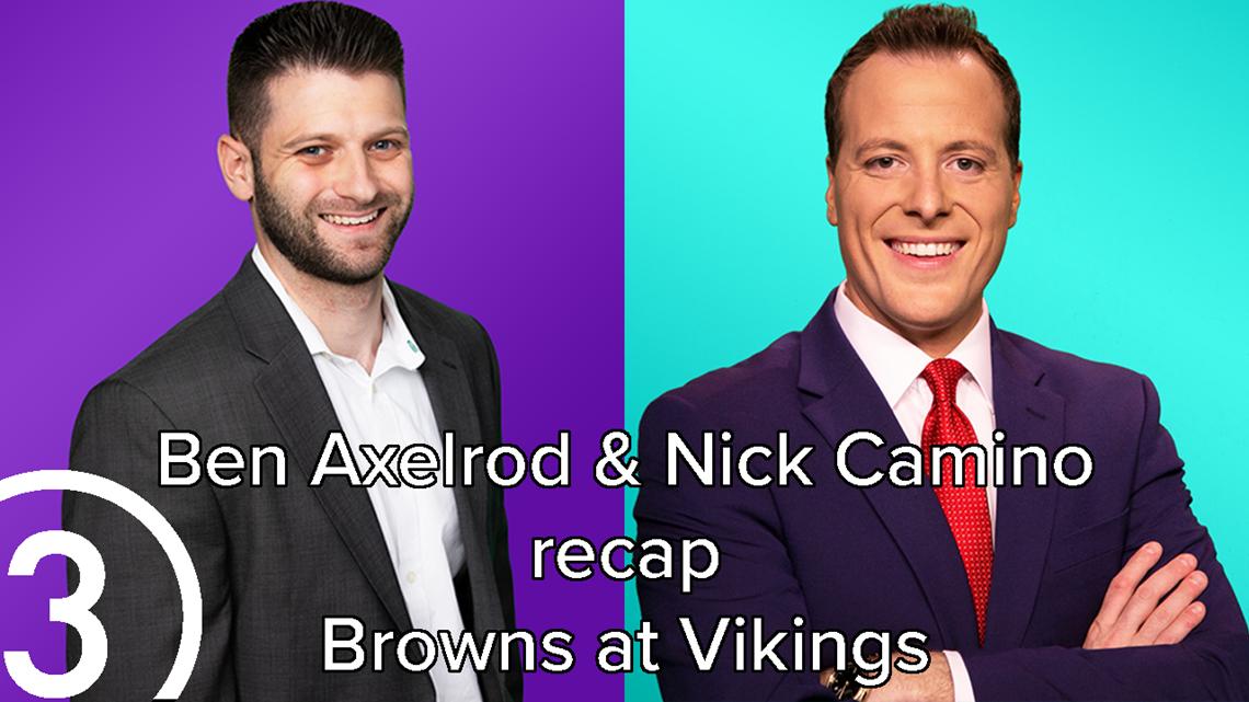 Browns beat Vikings: Top takeaways