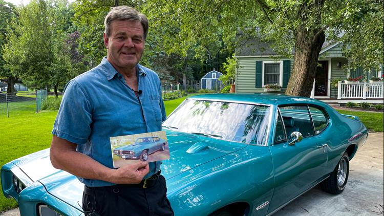 1968 Pontiac Tempest missing for nearly 10 years returned to Seven Hills owner