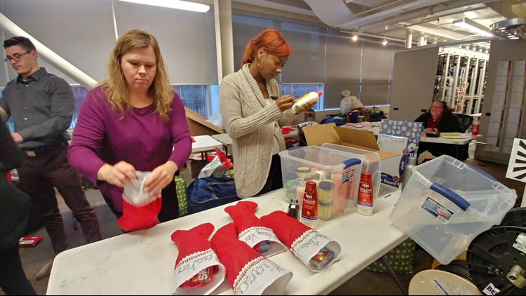 WKYC teams up with Fostering Hope for holidays