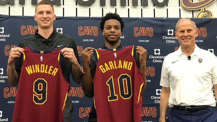 Darius Garland, Dylan Windler, John Beilein