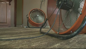 Residents in Summit County are beginning to clean up after a week of rain