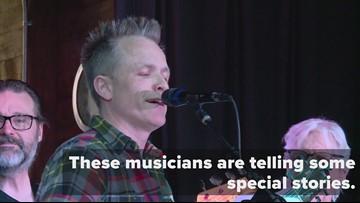 Project D.R.E.W. teams musicians with veterans