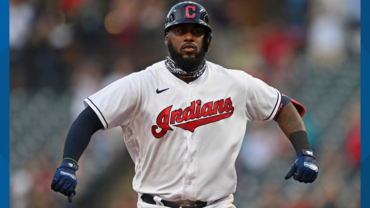 Franmil Reyes homers twice as Cleveland Indians hand slumping Minnesota Twins 7-4 loss