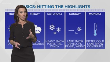 FORECAST | Keeping it real: Heavy snow is coming