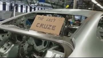 General Motors seeks dismissal of union lawsuit on closures, including Lordstown