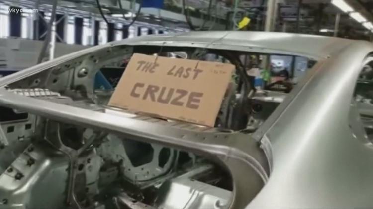 General Motors seeks dismissal of union lawsuit on closures