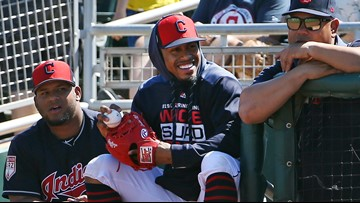 Indians activate All-Star SS Francisco Lindor from injured list