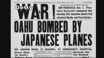 Local Veteran Recalls Pearl Harbor, World War II Experience