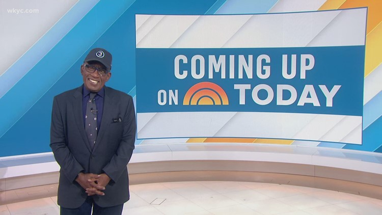 Al Roker shares sneak peek of Cleveland visit for 'Today' show: 'America needs to know Cleveland rocks!'