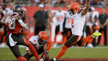 Recap: Cleveland Browns fall to Tampa Bay Buccaneers in third preseason game
