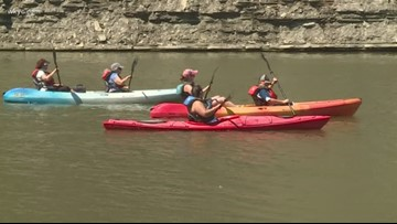 Cleveland Metroparks studying possible 'Lake Erie Water Trail' to promote paddle sports