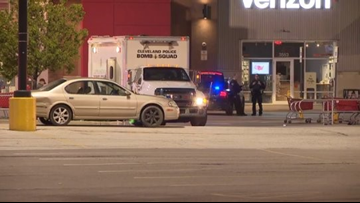 Bomb squad responds to suspicious package at Target in Steelyard Commons