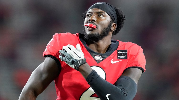 Cleveland Browns select Georgia safety Richard LeCounte with 169th pick in NFL Draft