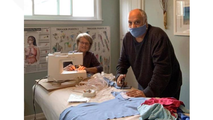 #3Heroes: Austintown seamstress makes masks to help the fight against coronavirus