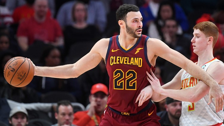 Cavaliers PF Larry Nance Jr. to be inducted into Revere High School Hall of Fame