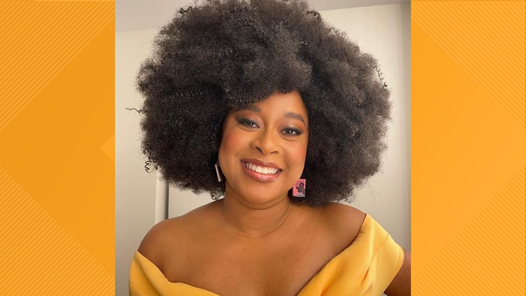 """Phoebe Robinson of """"2 Dope Queens"""" talks new book, tv show and Northeast Ohio roots ahead of debut comedy special's release on HBO Max"""