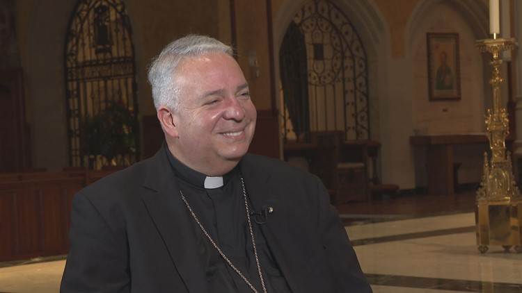 GAME CHANGERS | Cleveland Bishop Nelson Perez discusses future of Catholic church
