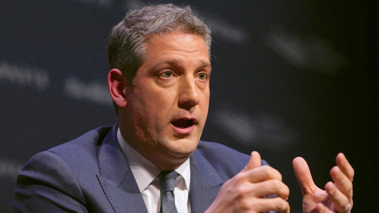 Northeast Ohio US Rep. Tim Ryan tests positive for COVID-19, says it could've been 'much, much worse' without vaccine