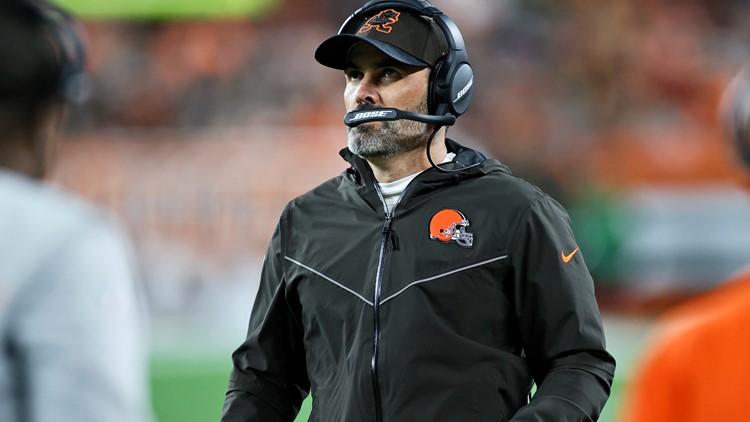 Cleveland Browns head coach Kevin Stefanski discusses win vs. Broncos, injuries: Transcript