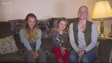 Akron mom dealt a bad year, gets help from unexpected source