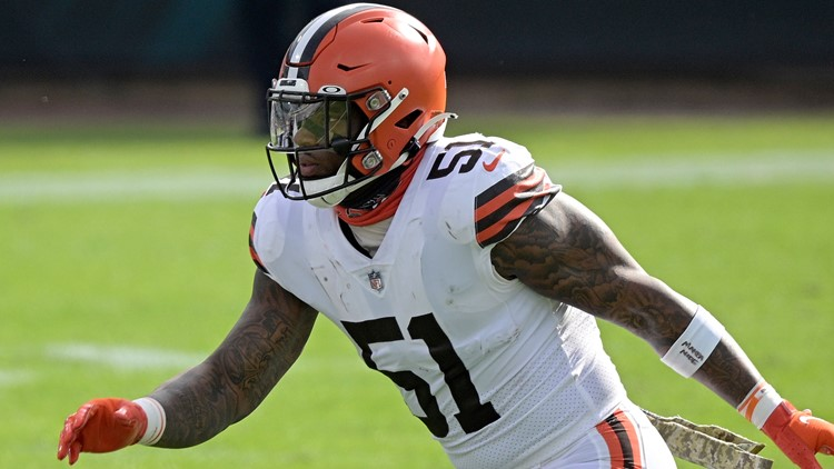 Cleveland Browns players tweet support for Callie Brownson following OVI charge