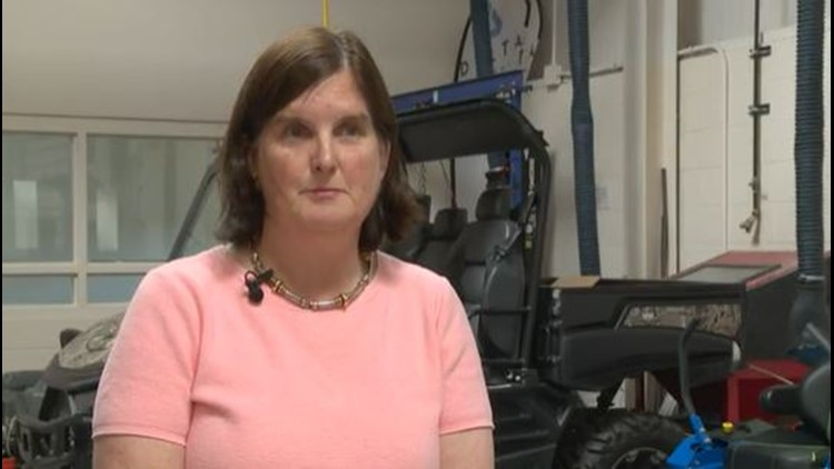 Girls in STEM: Meet the driving force behind Streetsboro's Delta Systems