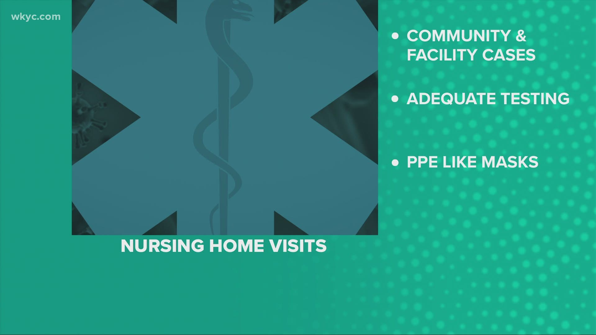 Gov. Mike DeWine announces Ohio's nursing homes can have outdoor visitation starting July 20