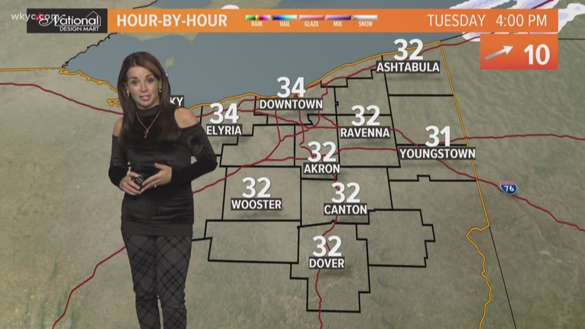 FORECAST | Warmer air heading our way