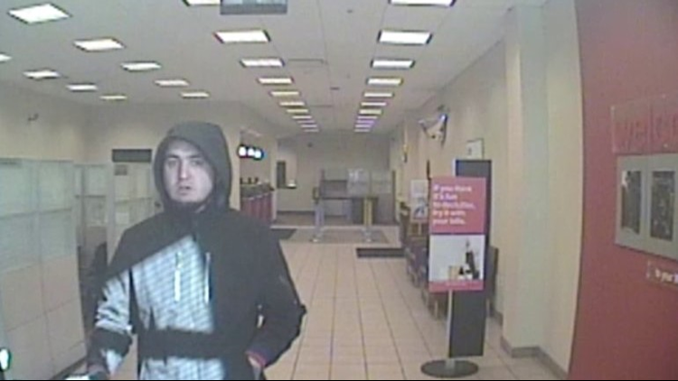 Police, FBI searching for man who robbed Middleburg Heights KeyBank