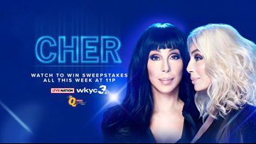 Watch to win suite tickets to see Cher in concert at the Q
