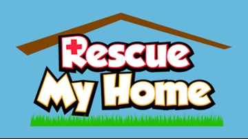 Rescue My Home Sweepstakes