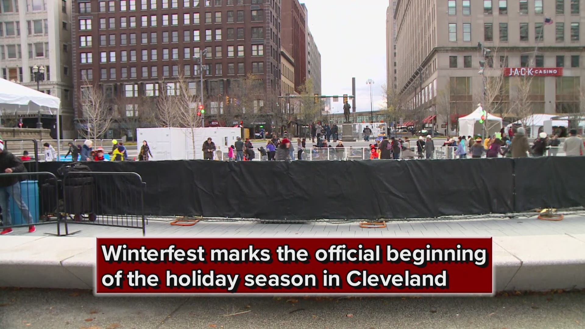 Downotwn Cleveland Christmas Shows 2020 Downtown Cleveland Alliance announces plans for 2020 Winterfest