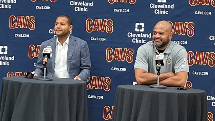 What did Koby Altman, J.B. Bickerstaff, and Cleveland Cavaliers players have to say at the team's annual media day?