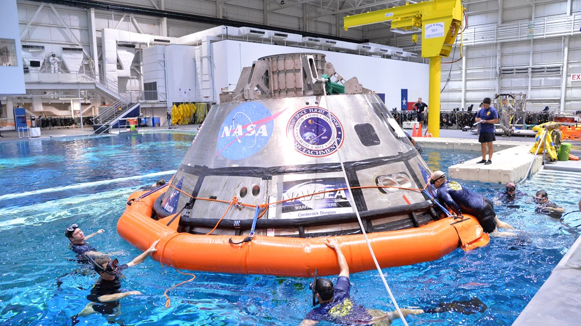 Orion: How Northeast Ohio is lending a hand to the new space frontier