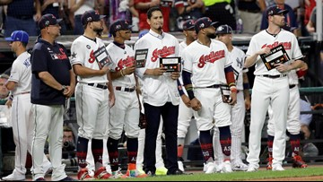 Who do you stand for? Viewers share personal stories after MLB, Stand Up to Cancer honor Carlos Carrasco during All-Star Game