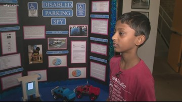 Kid inventors: Cleveland triplets working to change the world, one creation at a time