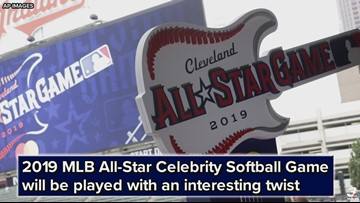 2019 MLB All-Star Celebrity Softball Game will be 'Cleveland vs. The World'