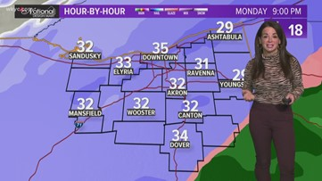 Winter Storm Warning: Heavy snow on the way in Northeast Ohio