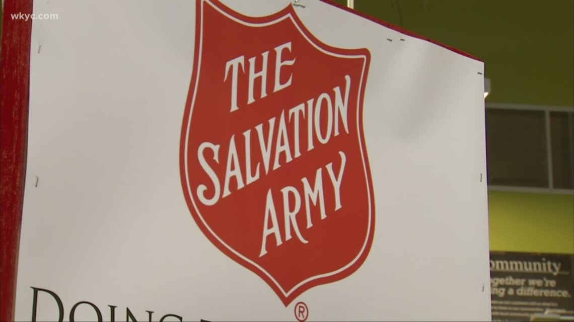 Christmas Sign Up For Low Income Families 2021 Cleveland Ohio Salvation Army Inviting Families To Register For Assistance Wkyc Com