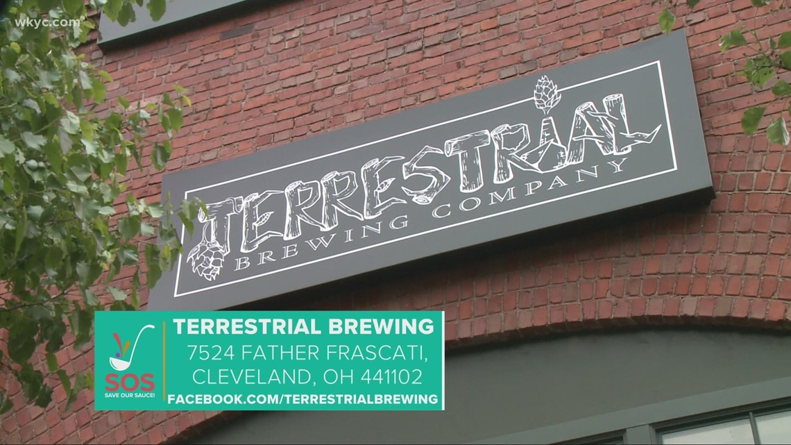 Terrestrial Brewing Company in Cleveland: 'Save Our Sauce' campaign