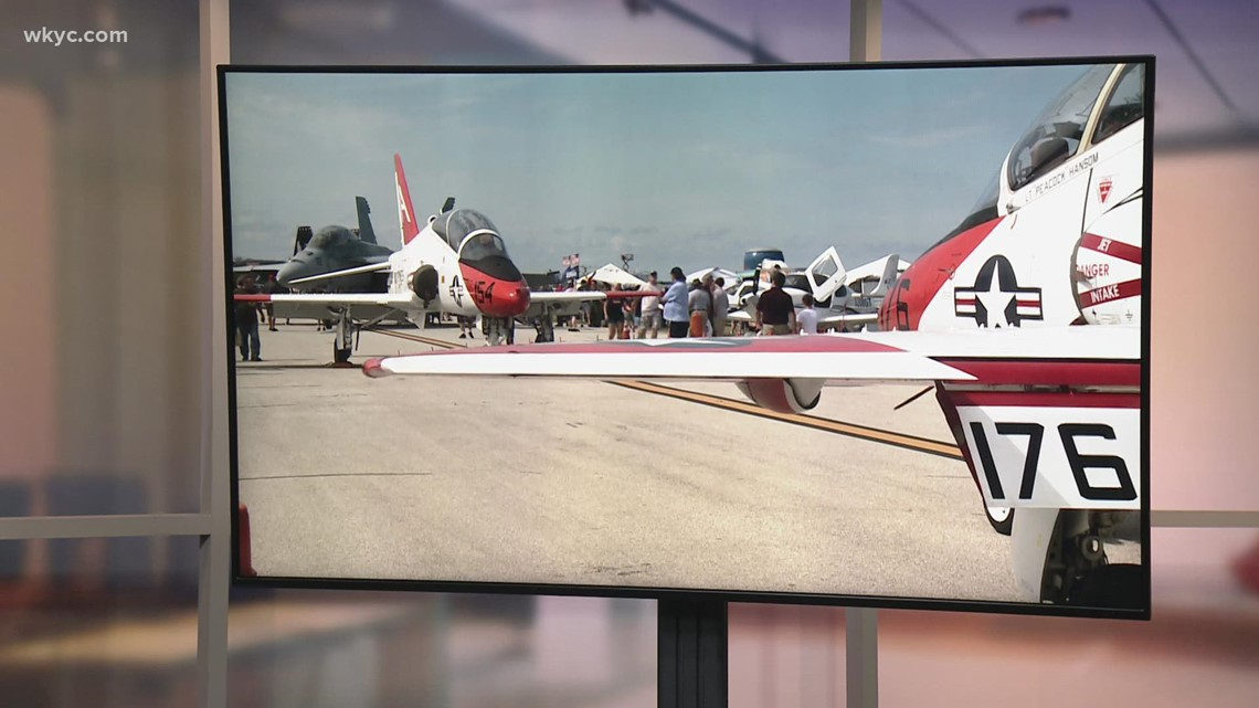 Cleveland National Airshow return this weekend